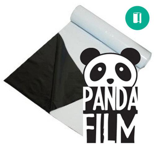 Black & White Film 10'x50' 5.5mil