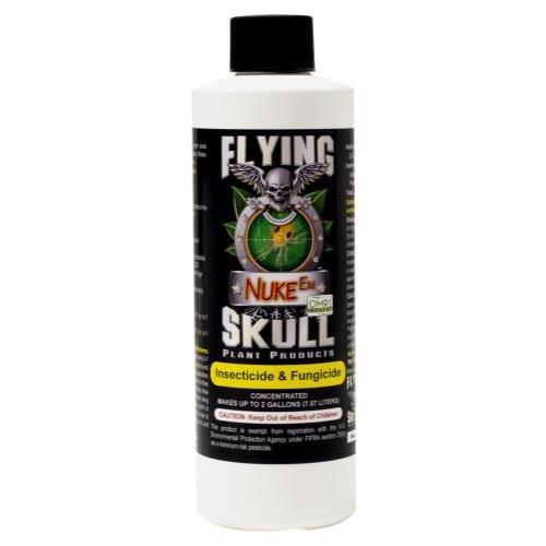 Flying Skull Nuke Em 8 oz (12/Cs)