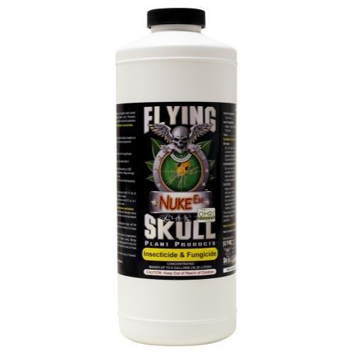 Flying Skull Nuke Em Quart (6/Cs)