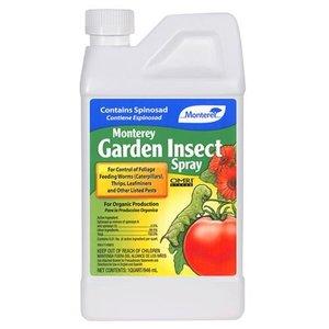 Monterey Monterey Insect Spray w/ Spinosad Quart (12/Cs)
