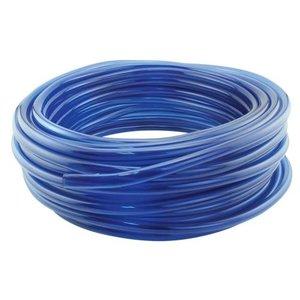 Hydro Flow Vinyl Tubing Blue 1/2 in ID - 5/8 in OD 100 ft Roll
