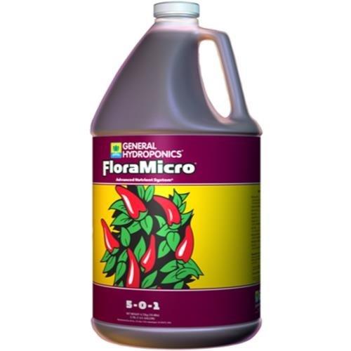General Hydroponics GH Flora Micro Gallon (4/Cs)