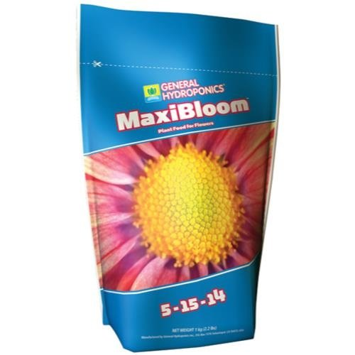 General Hydroponics GH MaxiBloom 2.2 lb (12/Cs)