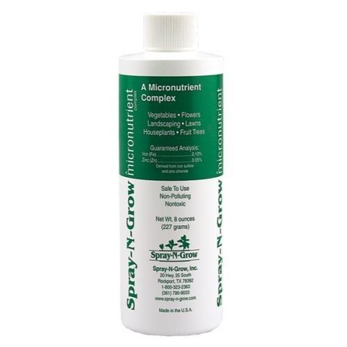 Spray-N-Grow 8 oz (24/Cs)