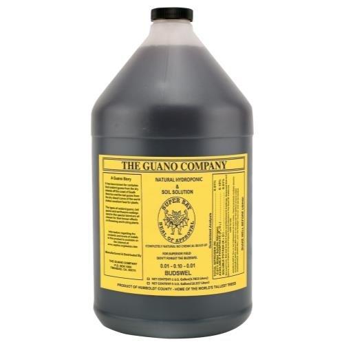 Budswel Liquid Gallon (CA Label) (6/Cs)