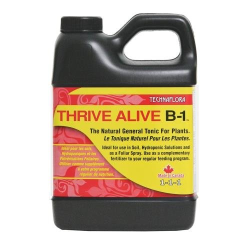 Thrive Alive B-1 Red 500 ml (12/Cs)