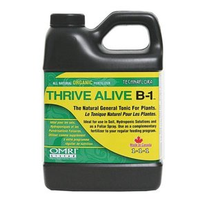 Thrive Alive B-1 Green 500 ml (12/Cs)