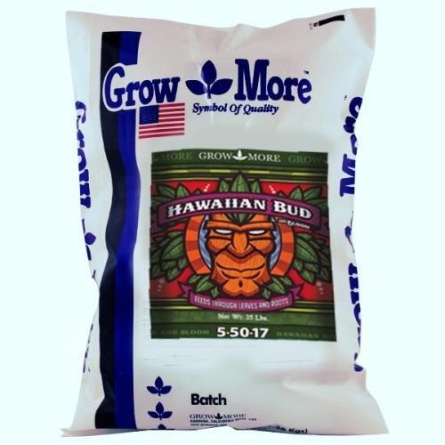 Grow More Grow More Hawaiian Bud 25 lb