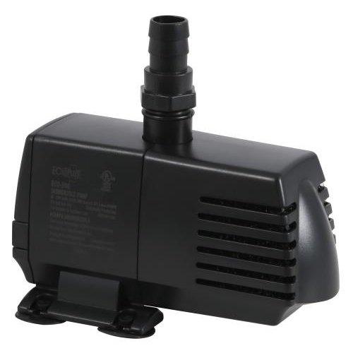EcoPlus Eco 396 Fixed Flow Submersible/Inline Pump 396 GPH (24/Cs)