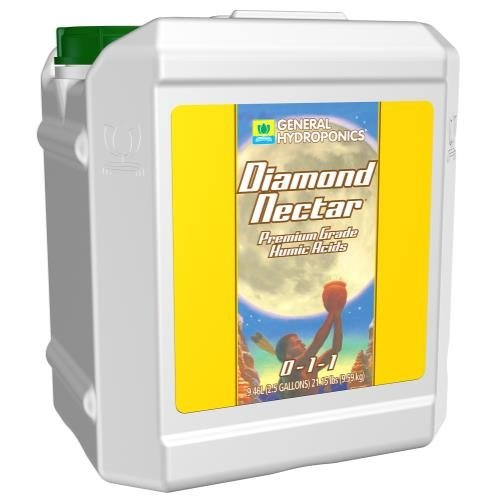 General Hydroponics GH Diamond Nectar 2.5 Gallon (2/Cs)