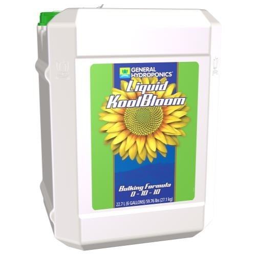 General Hydroponics GH Liquid KoolBloom 6 Gallon