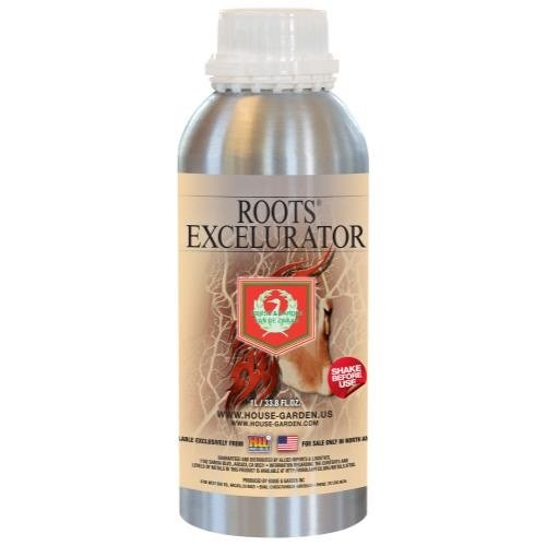 House & Garden House and Garden Roots Excelurator Silver 1 Liter (6/Cs)