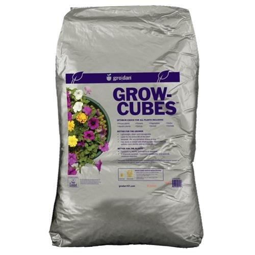 Grodan Grodan Grow-Cubes Large 2 cu ft (3/Cs)