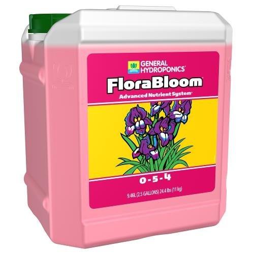 General Hydroponics GH Flora Bloom 2.5 Gallon (2/Cs)
