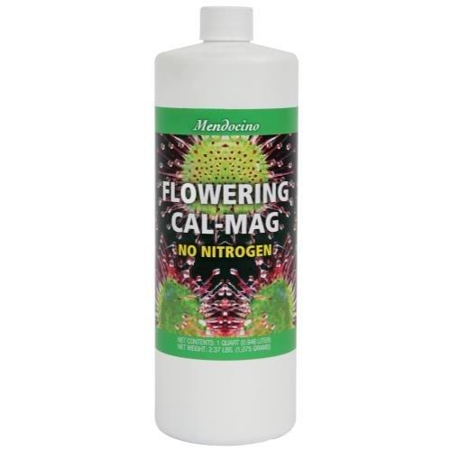 Grow More Grow More Mendocino Flowering Cal Mag Quart (12/Cs)
