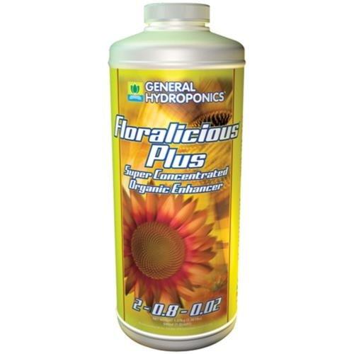 General Hydroponics GH Floralicious Plus Quart (12/Cs)