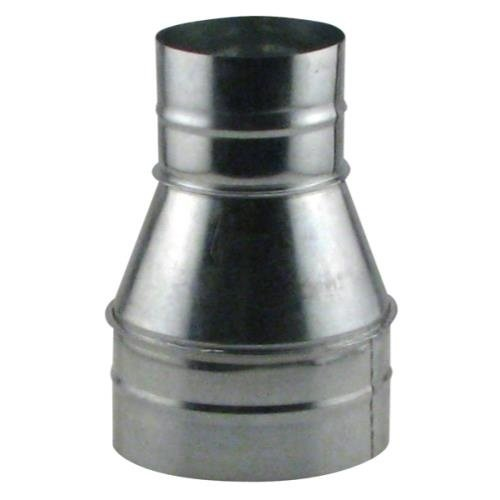 Ideal-Air Duct Reducer 6 in - 4 in (24/Cs)