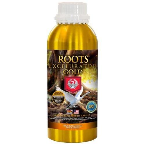 House & Garden House and Garden Roots Excelurator Gold 500 ml (8/Cs)