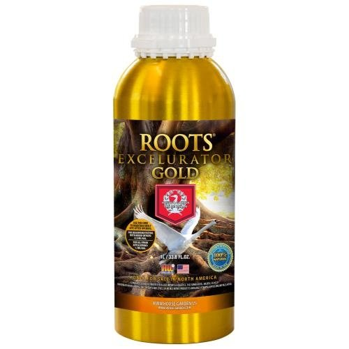 House & Garden House and Garden Roots Excelurator Gold 1 Liter (6/Cs)