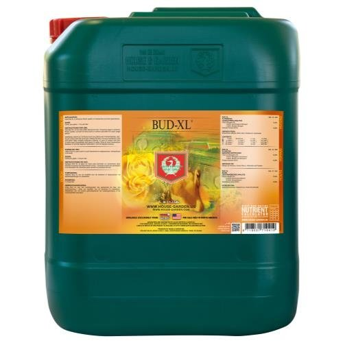 House & Garden House and Garden Bud XL 5 Liter (4/Cs)