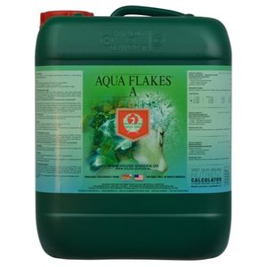 House & Garden House and Garden Aqua Flakes A 10 Liter (2/Cs)