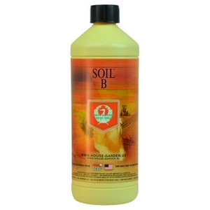 House & Garden House and Garden Soil B 1 Liter (12/Cs)