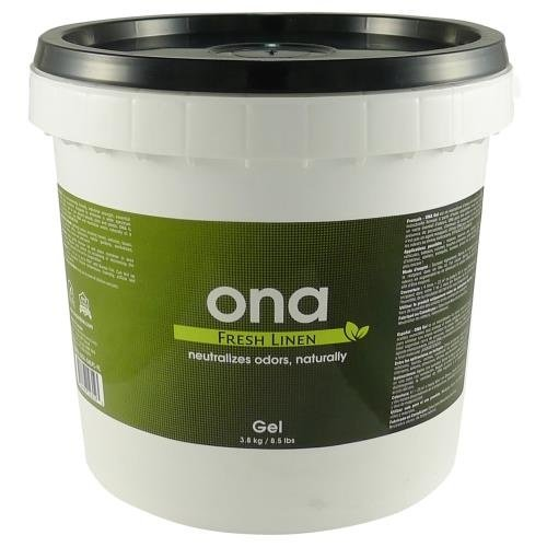 Ona Ona Gel Fresh Linen Gallon Pail (4/Cs)