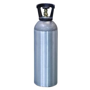 CO2 Tank Aluminum 20 lb (Full Tank)