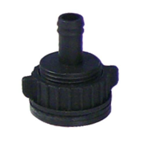 Hydro Flow Ebb & Flow Tub Outlet Fitting 1/2 in (13mm) (10/Bag)