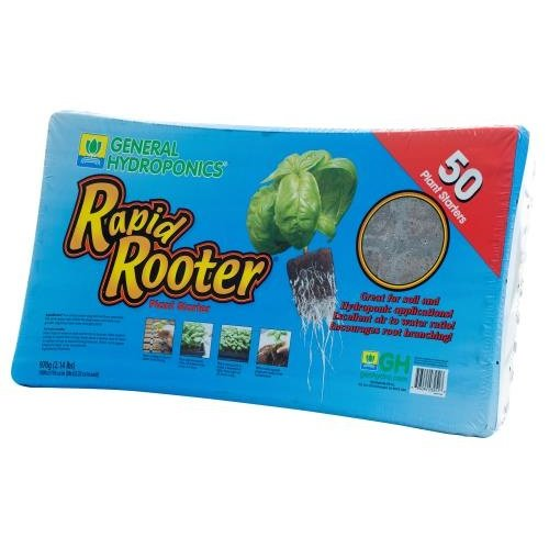 General Hydroponics GH Rapid Rooter 50 Cell Plug Tray (12/Cs)