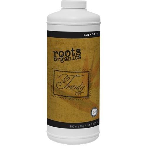 Roots Organics Trinity Quart (12/Cs)