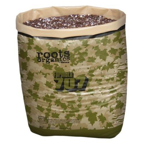 Roots Organics Formula 707 3 Cu Ft (36/Plt)
