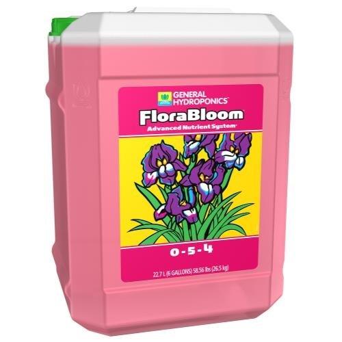 General Hydroponics GH Flora Bloom 6 Gal