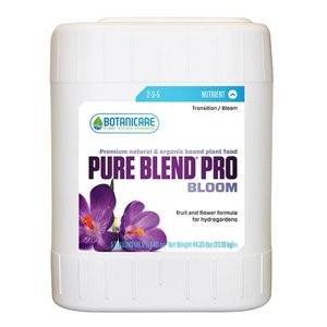 Botanicare Botanicare Pure Blend Pro Bloom 5 Gallon