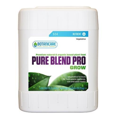 Botanicare Botanicare Pure Blend Pro Grow 5 Gallon
