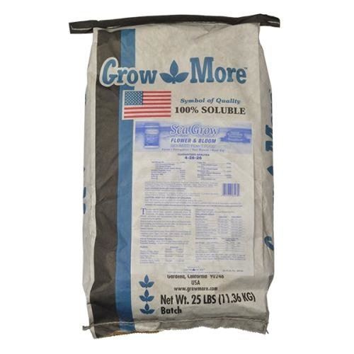 Grow More Grow More Sea Grow Flower & Bloom 25 lb