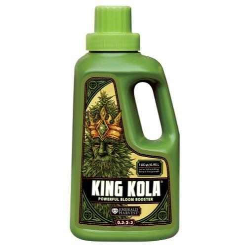 Emerald Harvest King Kola Quart/0.95 Liter (12/Cs)