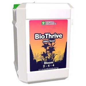 General Hydroponics GH General Organics BioThrive Bloom 6 Gallon
