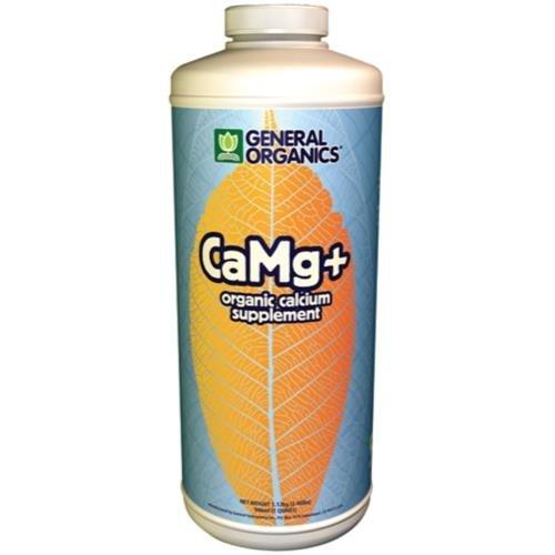 General Hydroponics GH General Organics CaMg+ Quart (12/Cs)