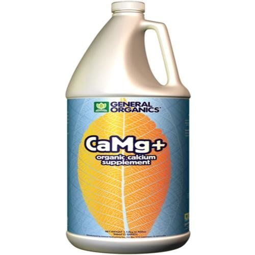General Hydroponics GH General Organics CaMg+ Gallon (4/Cs)