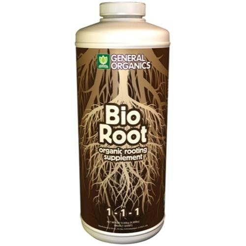 General Hydroponics GH General Organics BioRoot Quart (12/Cs)