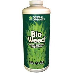 General Hydroponics GH General Organics BioWeed Quart (12/Cs)