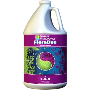 General Hydroponics GH Flora Duo B Gallon (4/Cs)