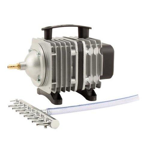 EcoPlus Commercial Air 5 - 80 Watt Single Outlet 1300 GPH (6/Cs)