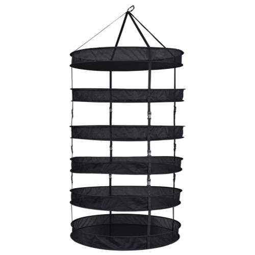 Growers Edge Grower's Edge Dry Rack w/ Clips 3 ft (12/Cs)