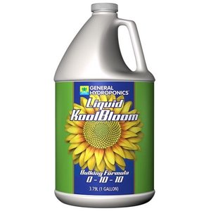 General Hydroponics GH Liquid KoolBloom Gallon (4/Cs)