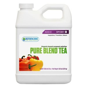 Botanicare Botanicare Pure Blend Tea Quart (12/Cs)