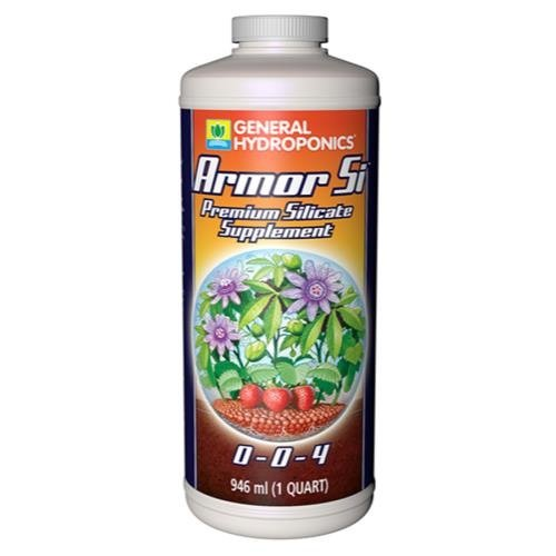 General Hydroponics GH Armor Si Quart (12/Cs)