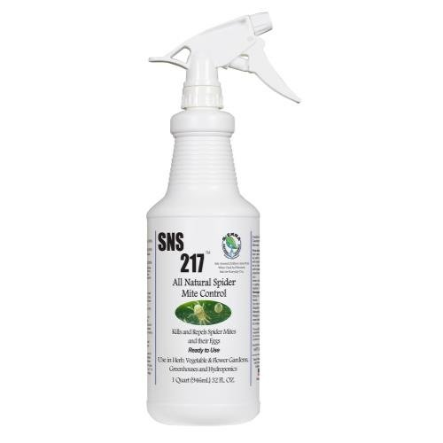 Sierra Natural Sciences SNS 217 Mite Control RTU Quart (10/Cs)