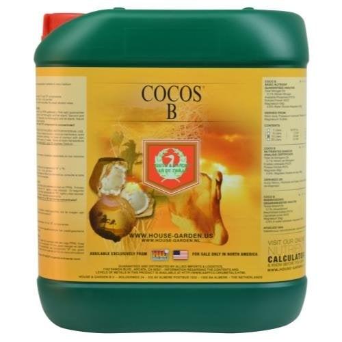 House & Garden House and Garden Cocos B 5 Liter (4/Cs)